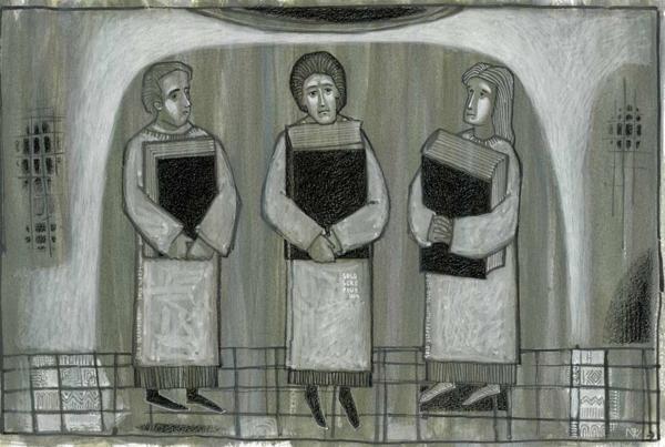 Протестантизм / Человек и его вера / Богословская мозаика